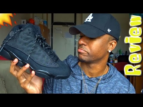 AIR JORDAN 'BLACK CAT' 13 REVIEW