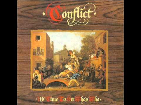 Conflict - Exploitation (1983)