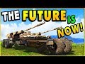 Crossout - THE TSUNAMI OF THE FUTURE! (Crossout Gameplay)
