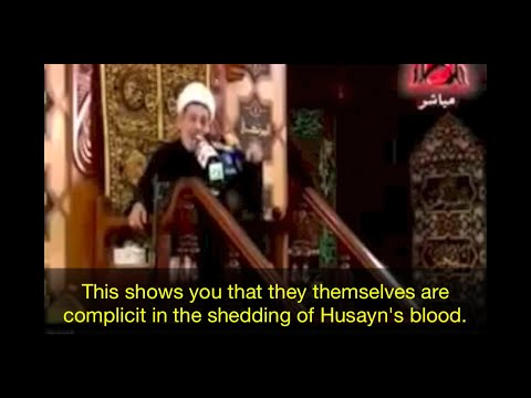 Iraqi cleric: All Sunnis collectively guilty.