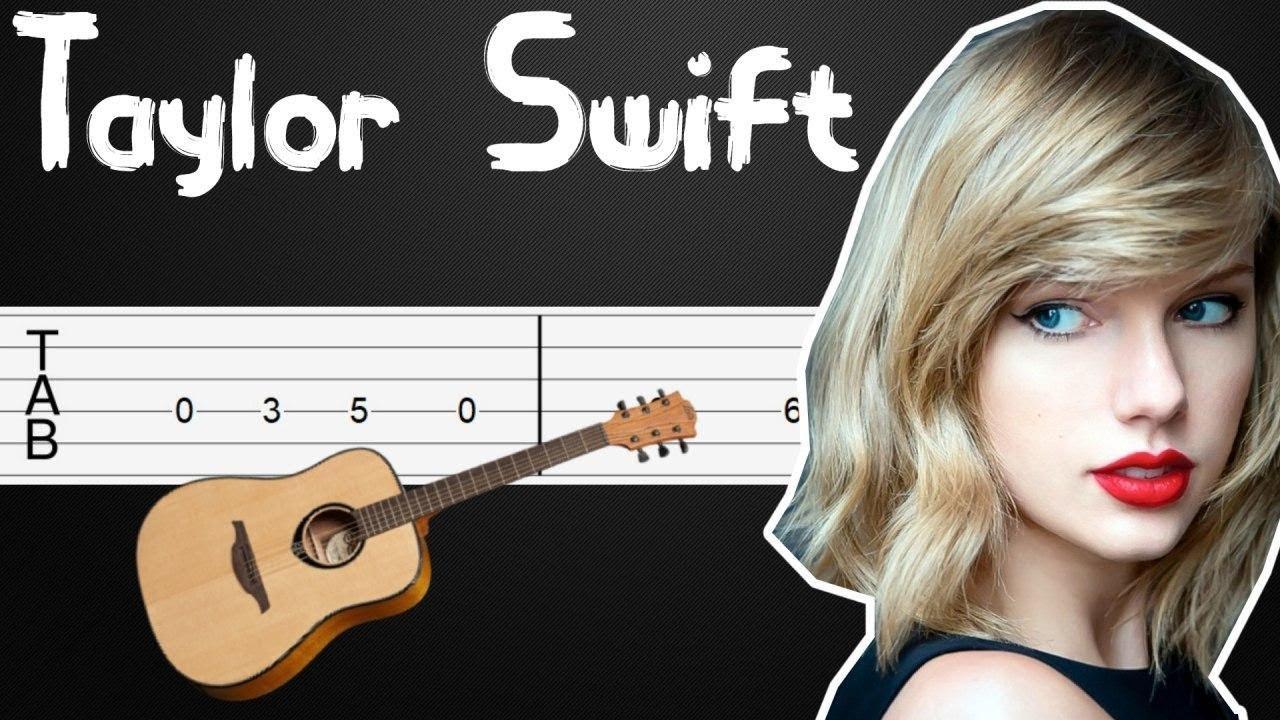 Love Story - Taylor Swift Guitar Tabs, Guitar Tutorial, Guitar Lesson