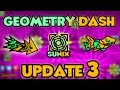 (100 Sub special) Geometry Dash 2.11 Texture Pack Sunix Update (Old Version) Steam
