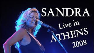 SANDRA  Live in Athens 2008 The full concert.