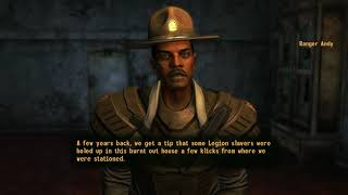 Fallout: New Vegas (PC) - Ranger Andy & the Legion Child Suicide Bomber