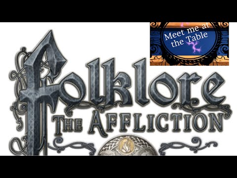 Folklore the Affliction Story Journal 2 Part 1