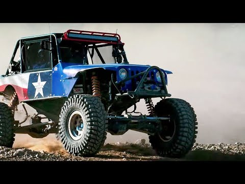 King of the Hammers: Chris Harris vs Sabine Schmitz | Top Gear Series 24 | BBC