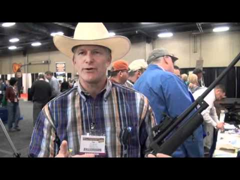 NCBA 2012 - PNEU-DART System Allows Producers to Treat From a Distance