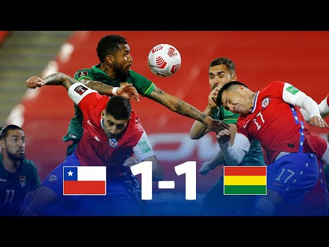 Chile Bolivia Goals And Highlights