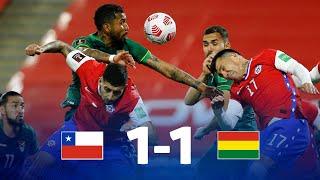 Eliminatorias Sudamericana   Chile vs Bolivia   Fecha 8