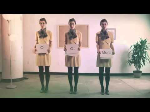 Julia Holter   Moni Mon Amie OFFICIAL VIDEO]