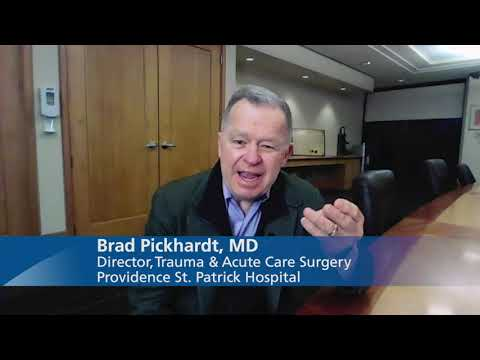 Saint Patrick HealthBreak - Trauma and Acute Care Surgery