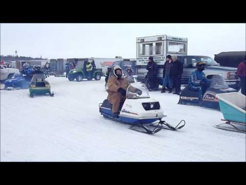 2011 Waconia Antique Snowmobile Trail Ride