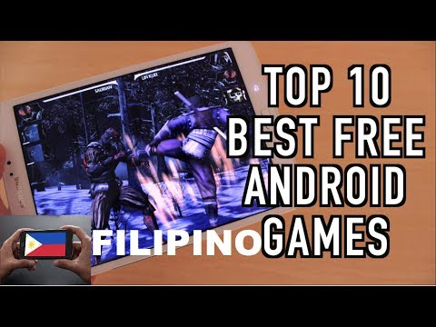 Top 10 Best Filipino Android Games 2018 | MUST PLAY