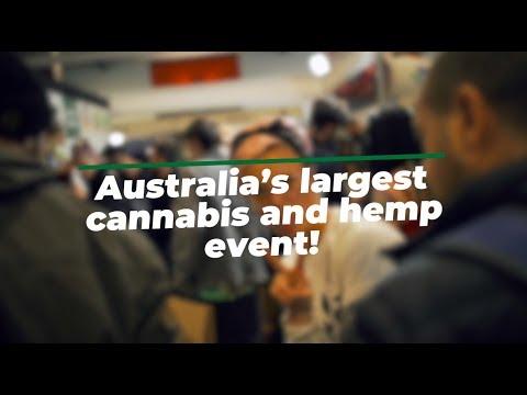 Australia's Largest Hemp & Cannabis Event - Hemp Health & Innovation Expo - Melbourne 2018 Trailer