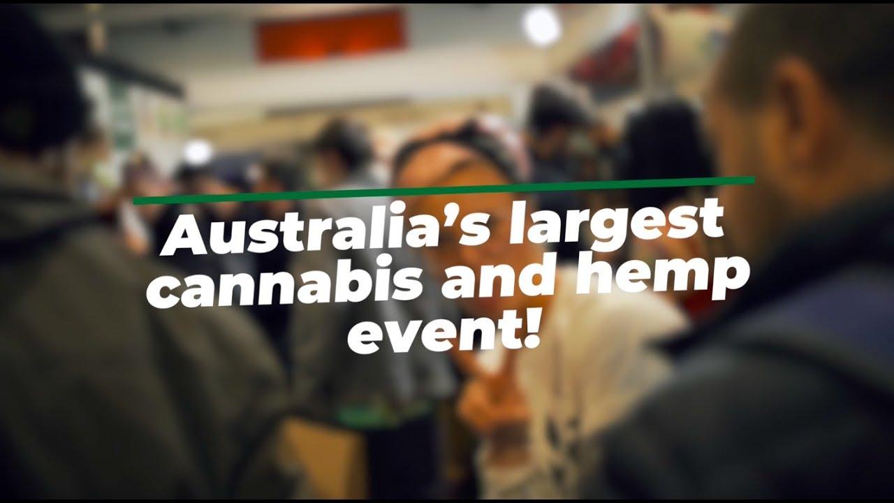 Australia's Largest Hemp & Cannabis Event - Hemp Health & Innovation Expo - Melbourne 2