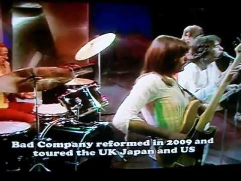 Bad Company - Can`t Get Enough 1974 TOTP