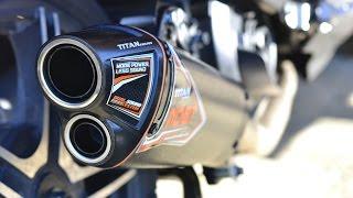Nob1 Titan Dual Sound Exhaust - Mio Amore/Sporty 115