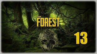 Прохождение The Forest - 13 - Близко к сыну