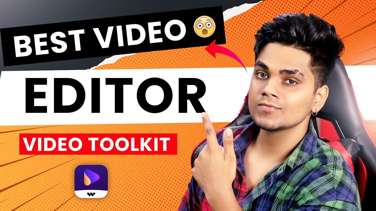 Best and Complete Video Toolkit - Wondershare UniConverter Step by Step in Hindi - Taukeer Editz.