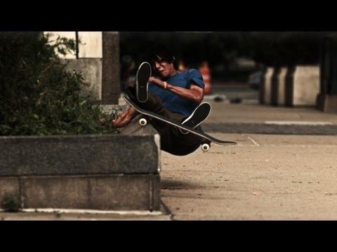 Pretty Sweet slow mo part 2: Sean Malto and Elijah Berle
