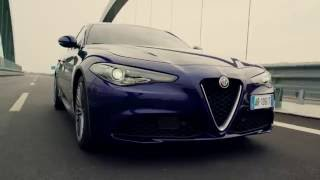 Review Alfa Romeo Giulia Drive and Exterior 2016
