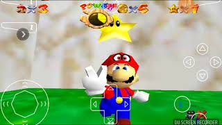 The Returned of Nintendo 64 Mario Odyssey Edition hack