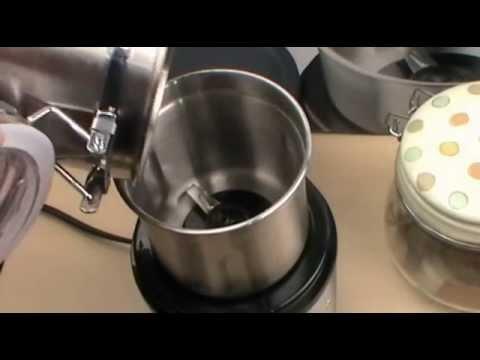 Cuisinart SG20U Electric Spice & Nut Grinder Review