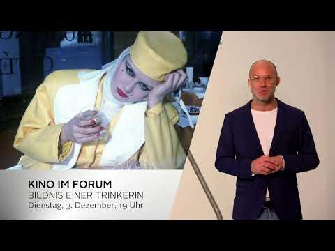 Bundeskunsthalle – Gold #5 u. a. mit Martin Kippenberger, Kino im Forum
