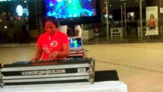 Dj ely leblanc mixer plaza forum cancun [Pitbull - calle 8 (remix)]