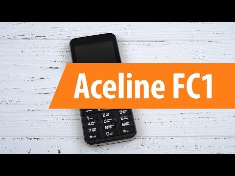 Распаковка Aceline FC1 / Unboxing Aceline FC1