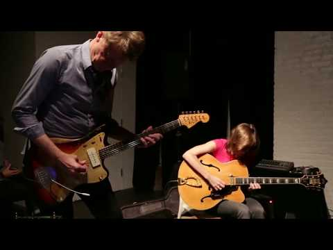Mary Halvorson & Nels Cline - at The Stone, NYC - Aug 2 2016