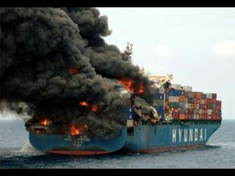 ship accidents in uae