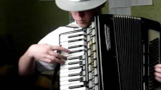 tes3 morrowind - title theme on accordion