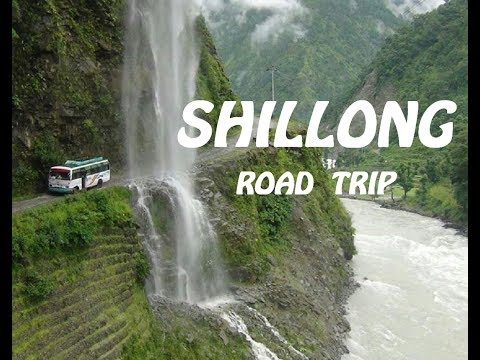 SHILLONG - A ROAD TRIP OF HEAVEN ON EARTH (SHILLONG AND CHERRAPUNJI) || INDIAN TOURISM