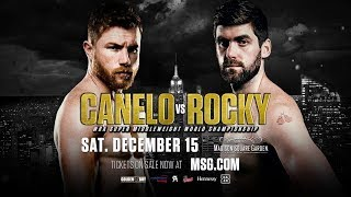 Canelo Vs. Rocky Fielding Livestream countdown to fight!!!!!! Come hang!