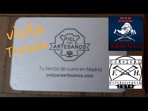 Piel Para Artesanos (cuero) En Madrid.