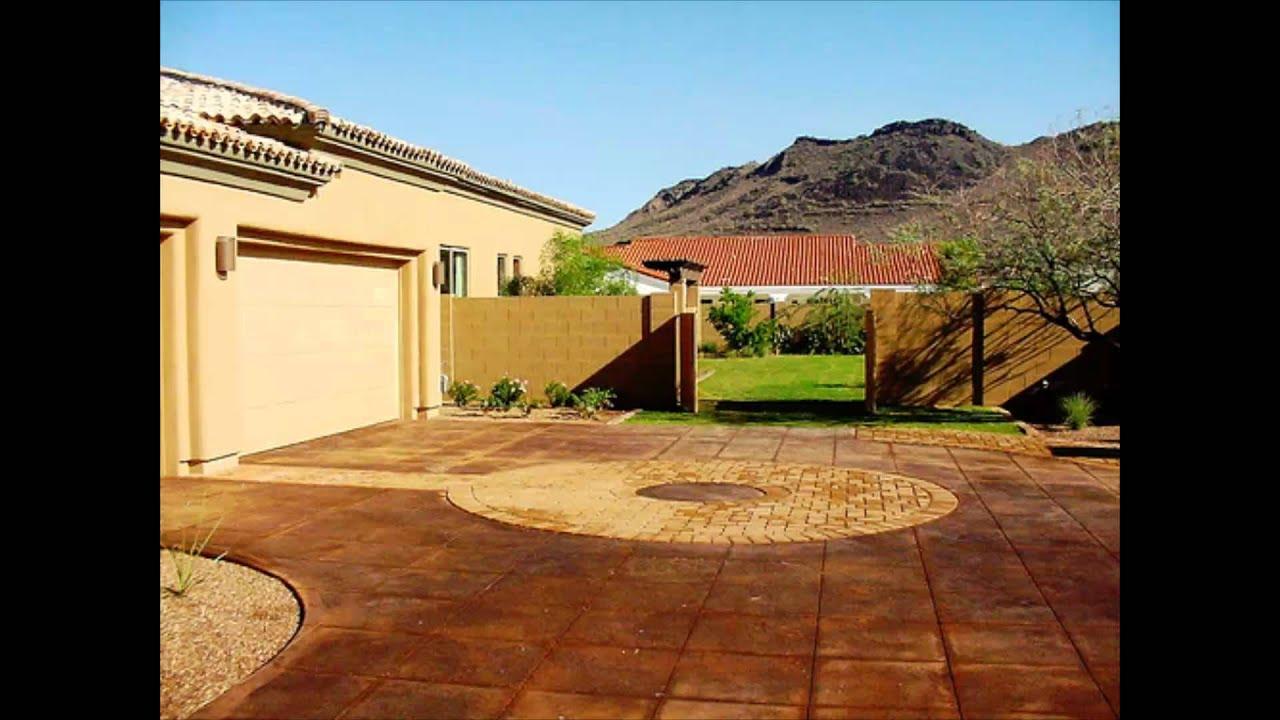 arizona landscape designers - phoenix