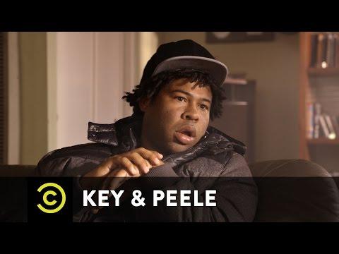 Key & Peele  Laron Can't Laugh