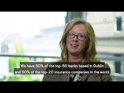 Mary Ryan - Using Languages Working in Insurance