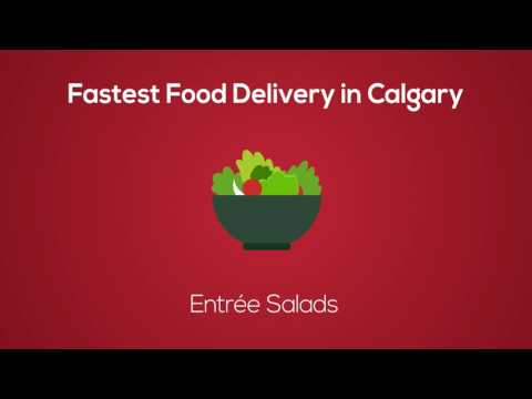 Super-Fast Food Delivery in Calgary