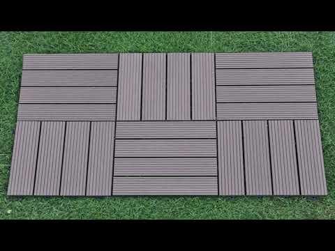 Building A Wooden Deck Over Concrete Slab
