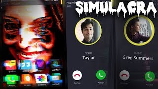 ONE OF THEM IS HIDING A BIG SECRET | SIMULACRA [3] (Lost Phone Game)