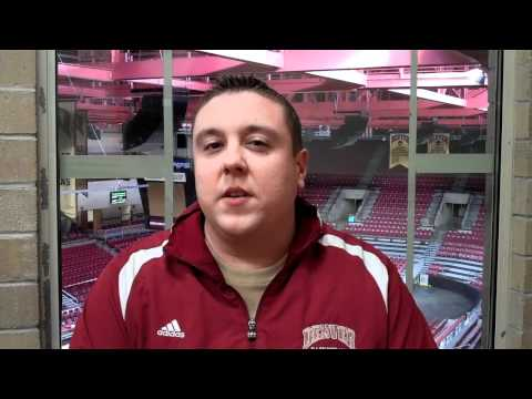 Meet the Pioneers Interview with Chris Brann - DU Pioneers Women's Basketball Director