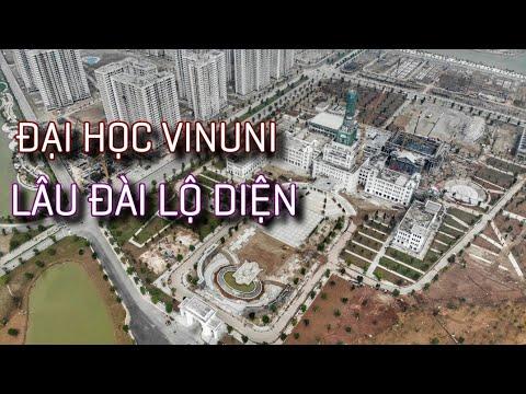 Đại học VinUni – Lâu đài lộ diện   Vinhomes Ocean Park – Gia Lâm – Hà Nội   Vingroup