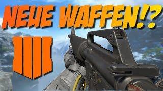 Neue Waffen: Argus, AA50, M16 und Reaver Armbrust für BO4 geleakt