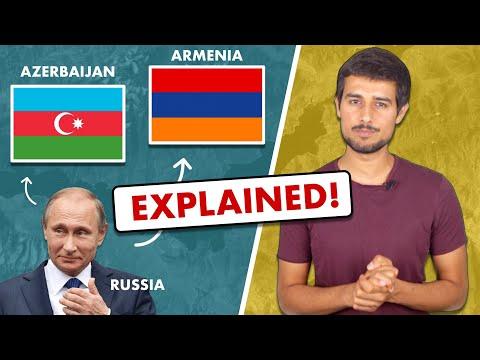 Armenia vs Azerbaijan | Explained by Dhruv Rathee