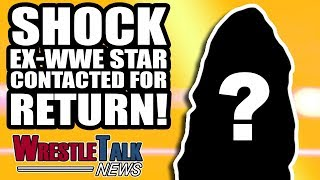 Vince McMahon REACTS To ALL IN! SHOCK Ex WWE Star Contacted For RETURN! | WrestleTalk News Aug. 2018