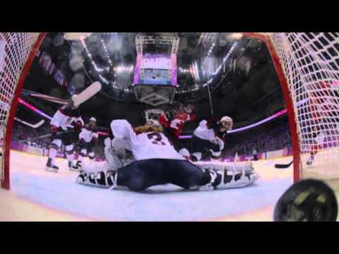 Hockey: Canada Women Beat USA for Gold