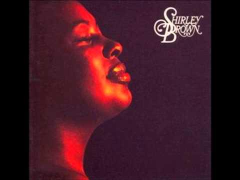 Shirley Brown  When a woman loves a man