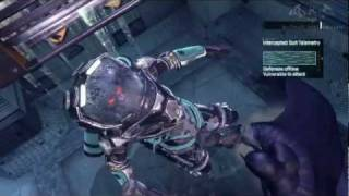 Batman: Arkham City - Walkthrough - Chapter 22 - Mister Freeze Boss Fight